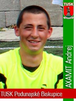 Axamit, Andrej