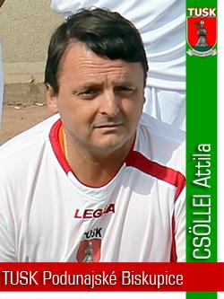 Csöllei, Attila