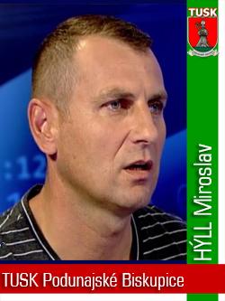 Hýll, Miroslav